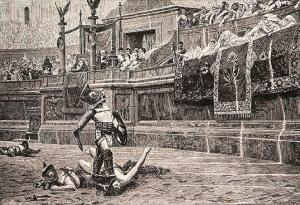 Gladiator Rome